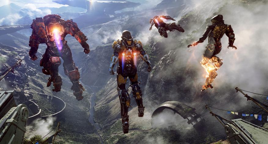 E3 2018 : EA reveals more about Anthem, Star Wars plans