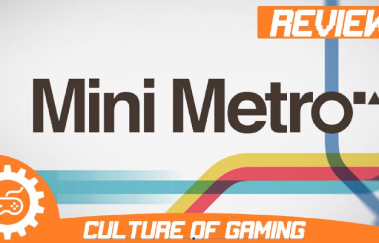 Mini Metro for Nintendo Switch Review