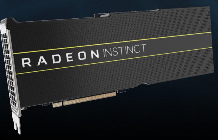 The World's First 7nm GPU-AMD MI60