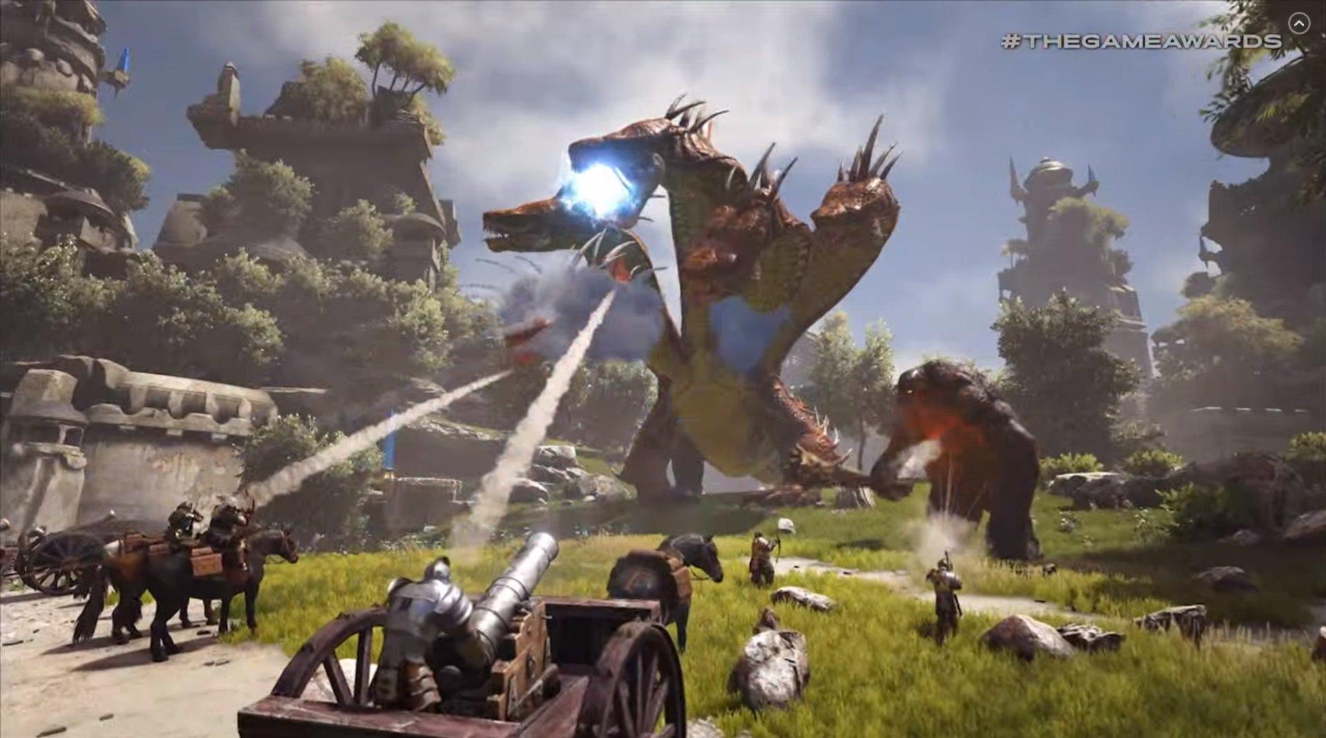 ATLAS: Game Awards 2018 Reveal Trailer