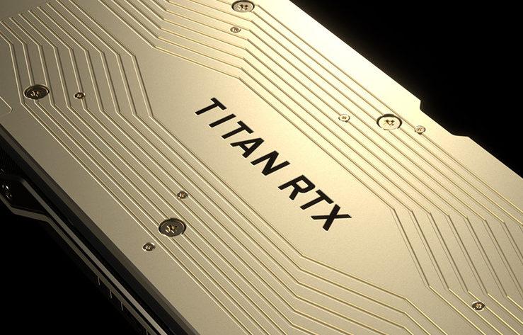 Nvidia Announces The Titan RTX | T-Rex Power For $2,500