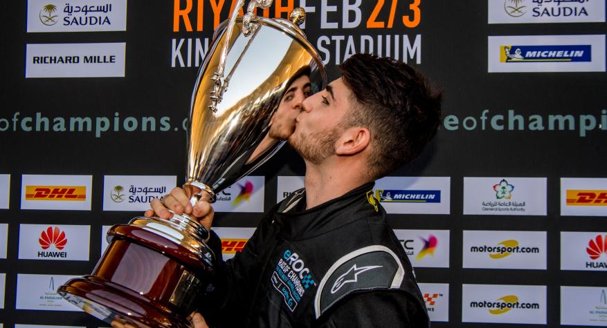 Esports Driver beats Formula E driver in Real Life
