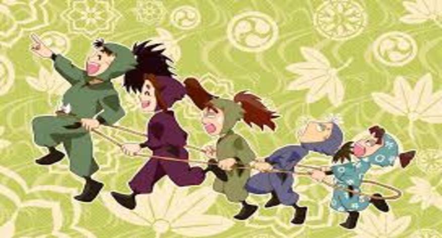 Rakudai Ninja Rantaro