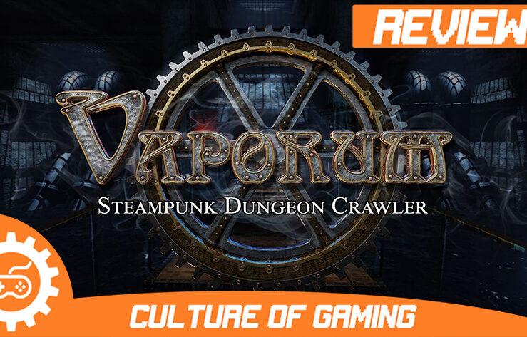 Vaporum Review (PS4)