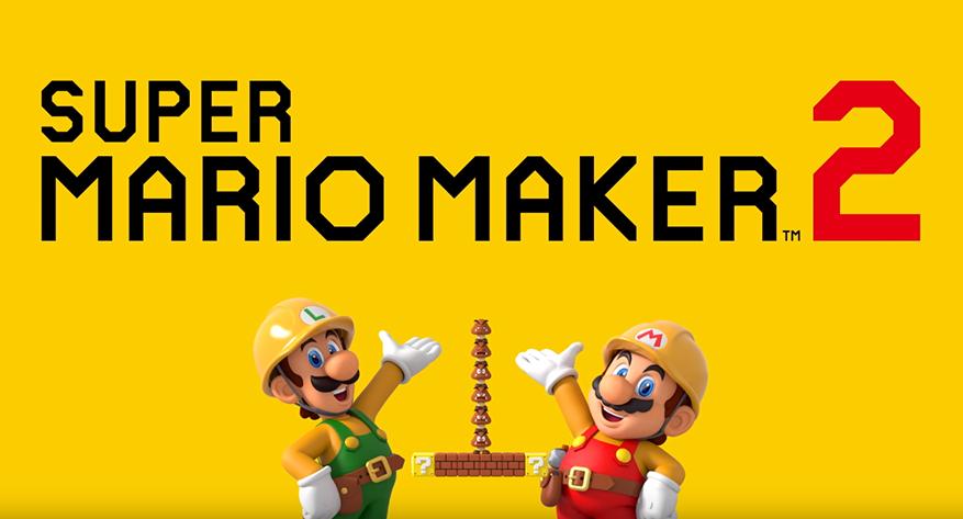 Super Mario Maker 2 Nintendo Direct Gameplay Details