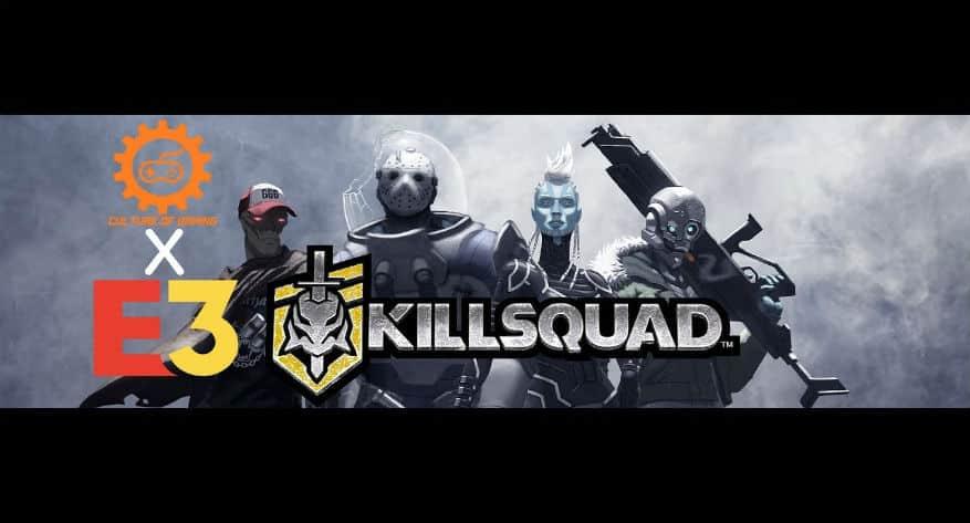 KillSquad Interview At E3 2019