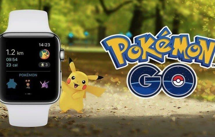 Pokémon Go To Discontinue Apple Watch Support