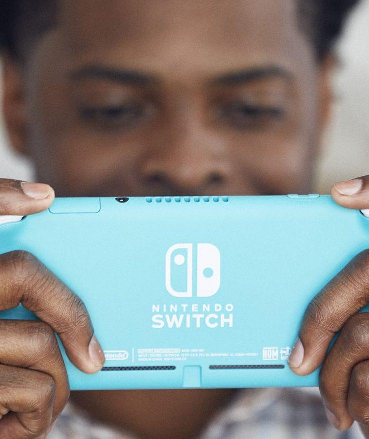 Nintendo Announces Handheld Switch Lite