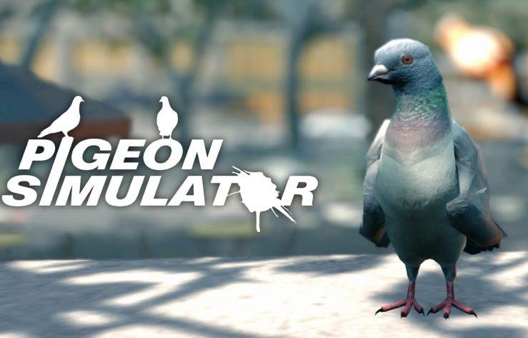 Ready, Aim… Crap? Pigeon Simulator Trailer Lands