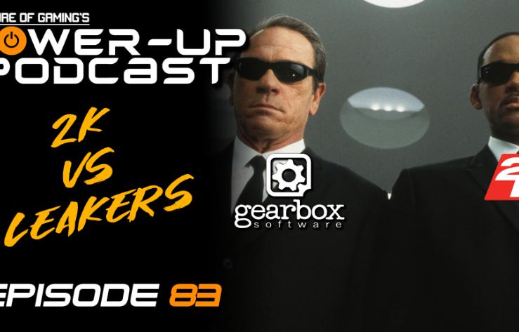 Power Up Podcast #83 – 2K Men In Black | Bully 2?!?