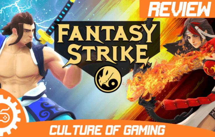 Fantasy Strike Review