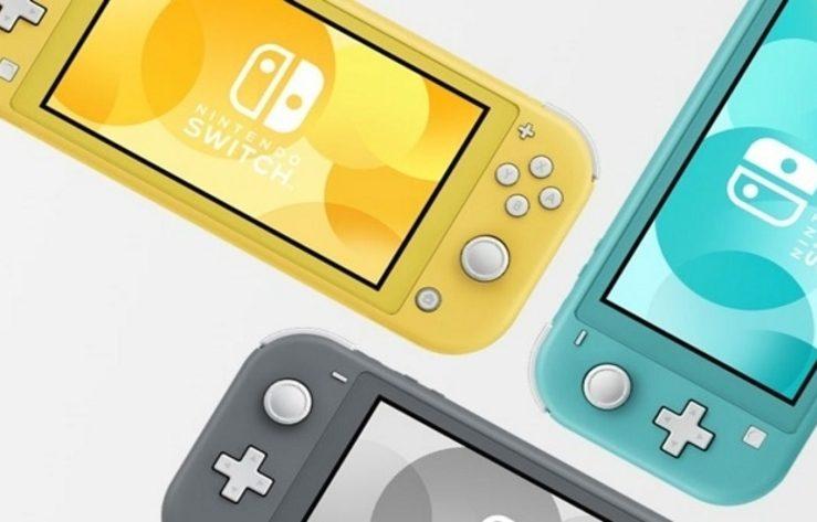 Nintendo Switch Lite – One Week In