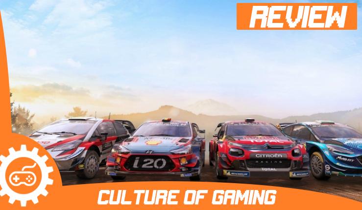 WRC 8 PC Review