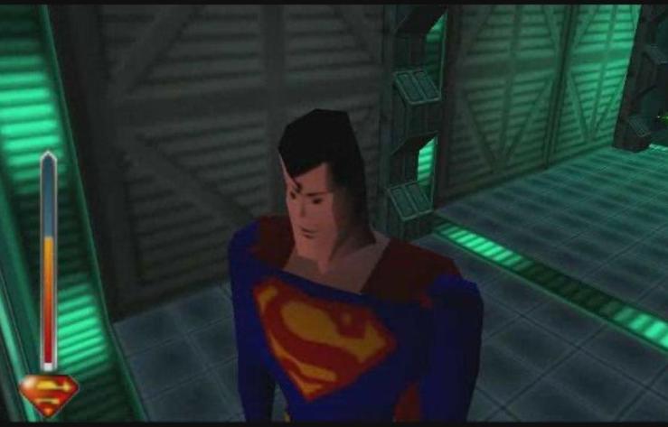 Superman 64 Screen Cap