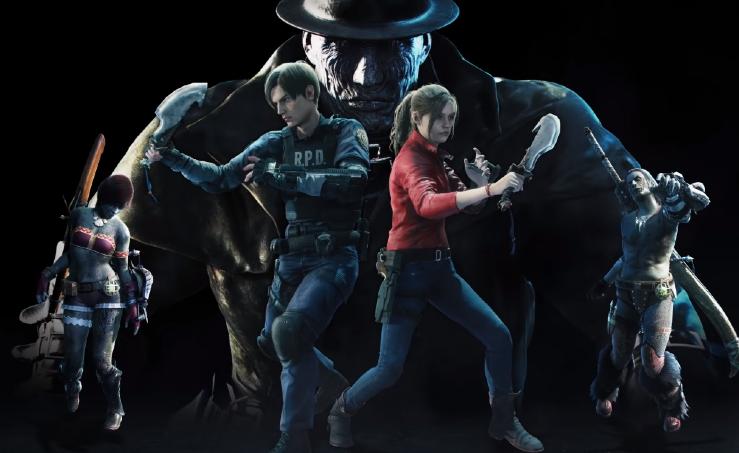 Monster Hunter World's Latest Event Brings Back Familiar Resident Evil Faces
