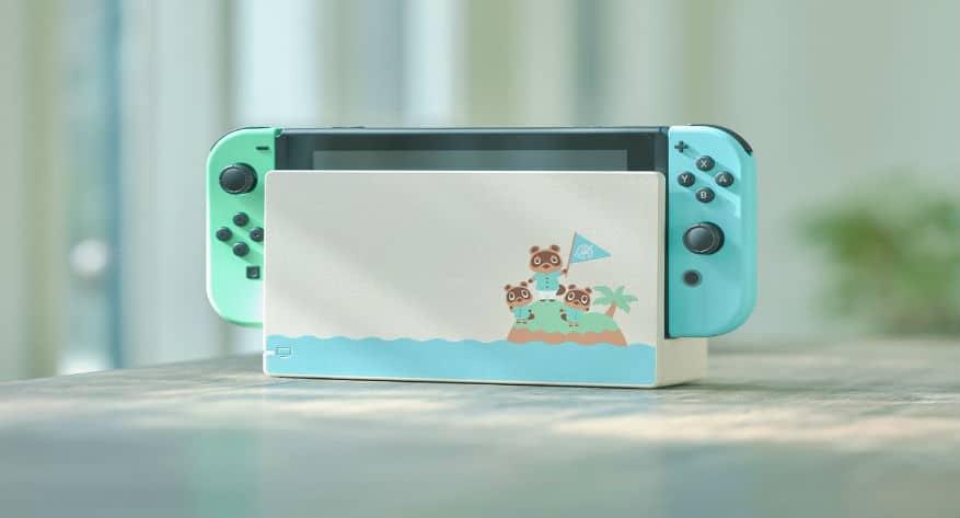New Animal Crossing: New Horizons Nintendo Switch Announced