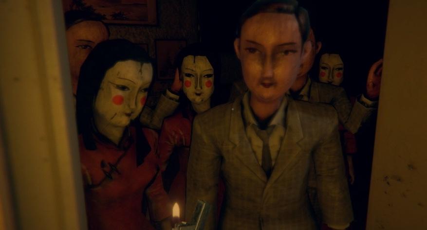 Banned Horror Game Devotion Lives On at Harvard