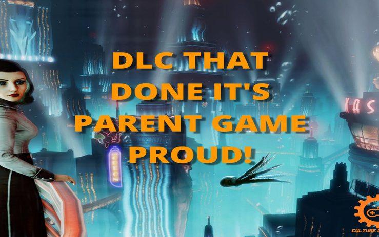 DLC That Done It's Parent Game Proud