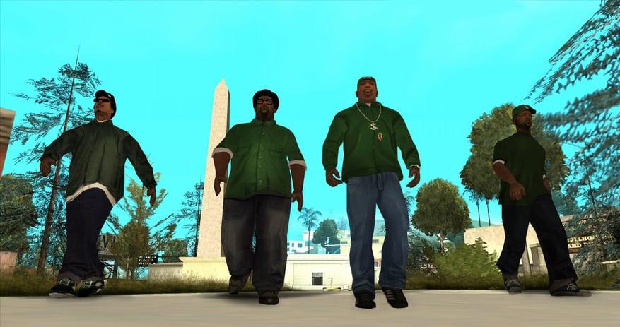 GTA San Andreas – A Retrospective