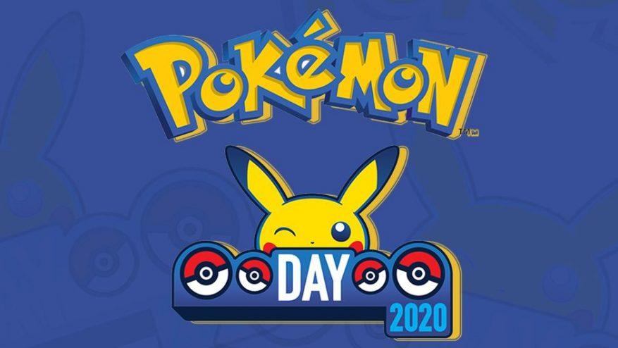 On #PokémonDay, we celebrate Pokémon's connectivity.