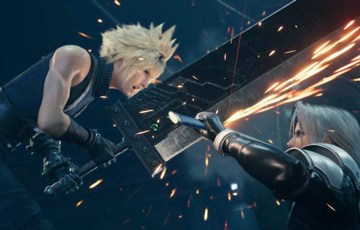 Final Fantasy VII Remake Demo Has Dropped