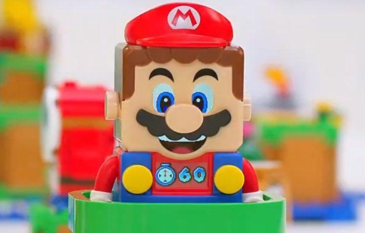 LEGO Super Mario Revealed By Nintendo and LEGO