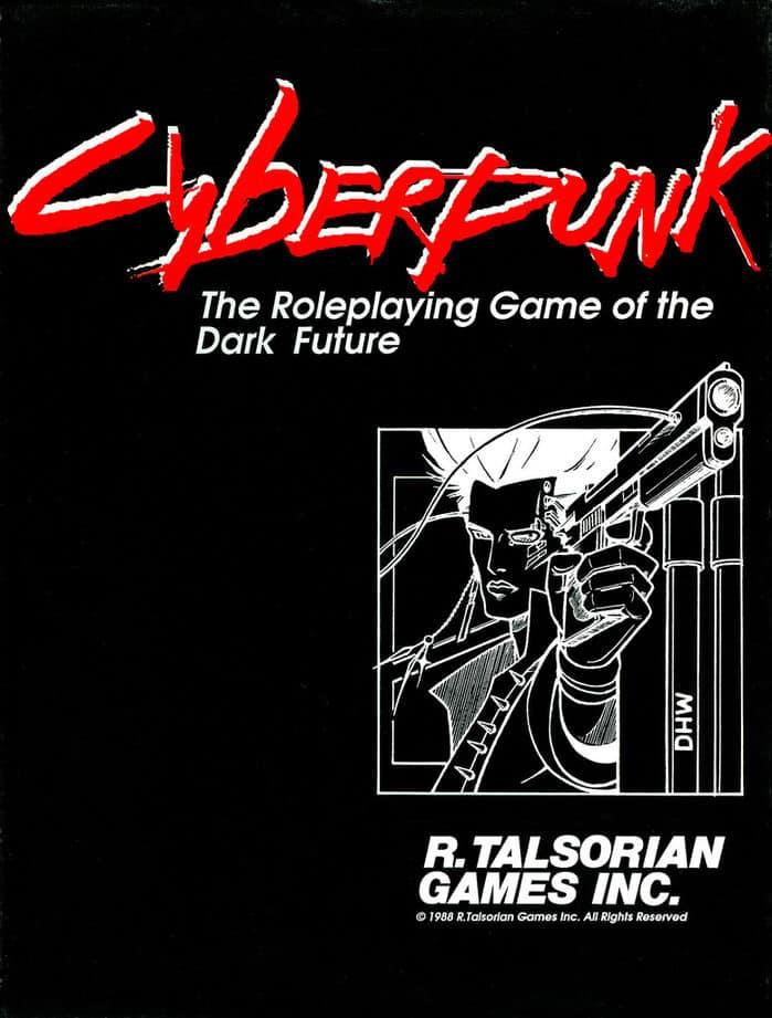 Cyberpunk 2077 original game