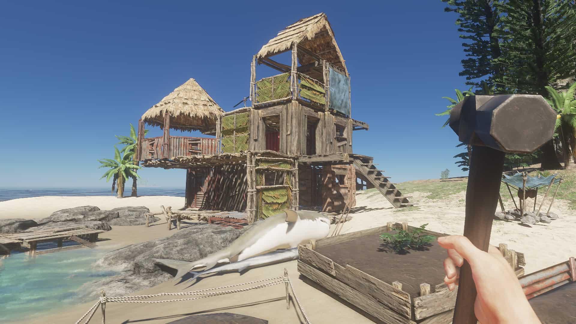 Stranded Deep Epic Games Store Grátis