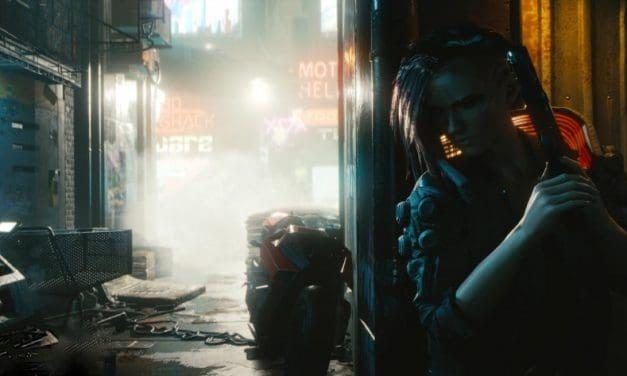 Cyberpunk 2077 Genital Customisation is a Thing