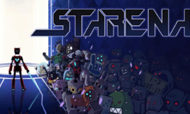 Starena, The Unique Boss Rush Game, Releases Today