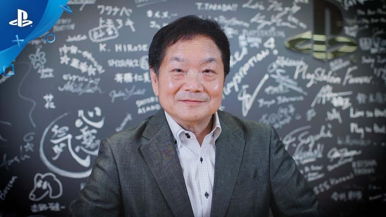 Ken Kutaragi State of Play 2019