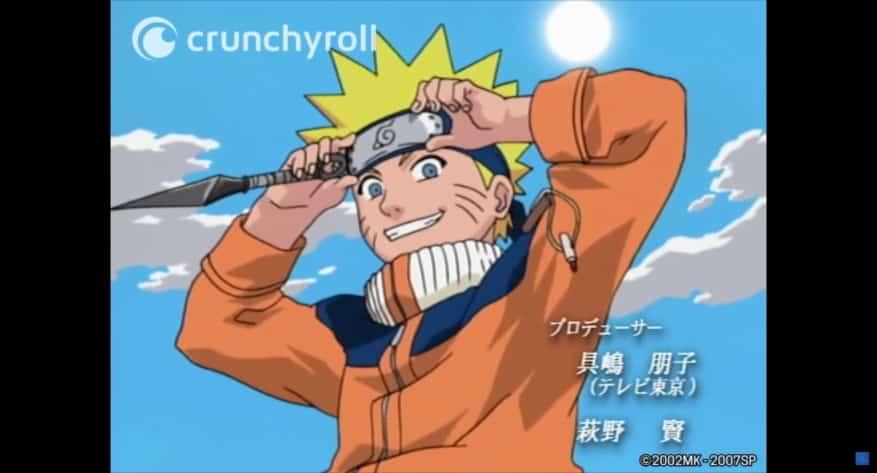 My Top Ten Naruto Openings