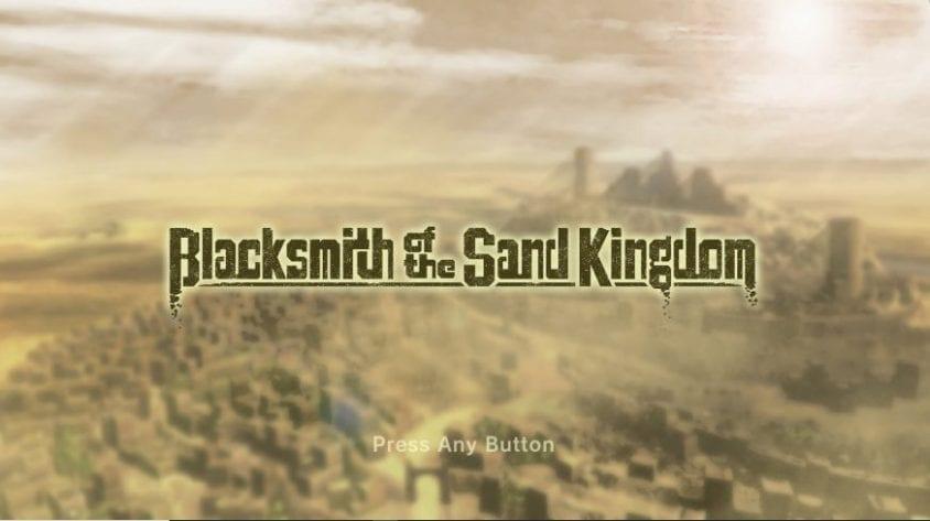 Blacksmith of the Sand Kingdom Review