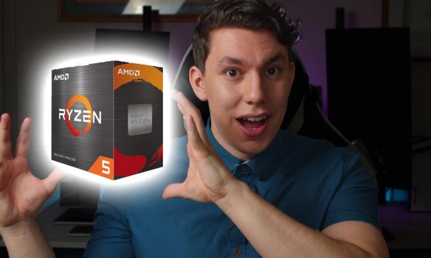 MORE RYZEN CPUS COMING! – Pass the Salt